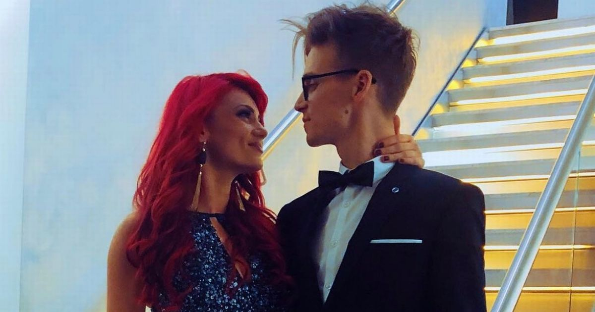 Joe Sugg and Dianne Buswell go on first sexy holiday after confirming romance