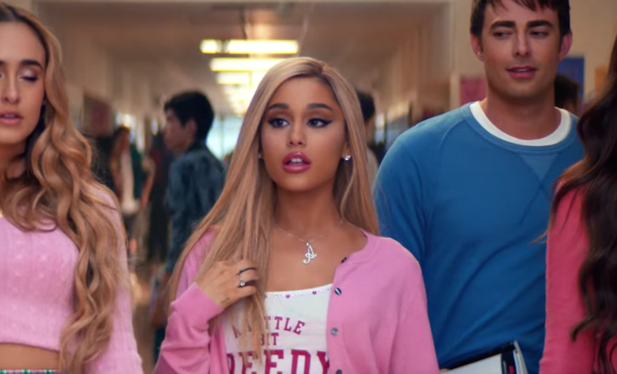 """Ariana Grande Came Up With The Best Lines From The """"Thank U, Next"""" Video"""