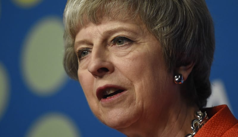 Britain could go to the polls if Theresa May fails to win Brexit vote