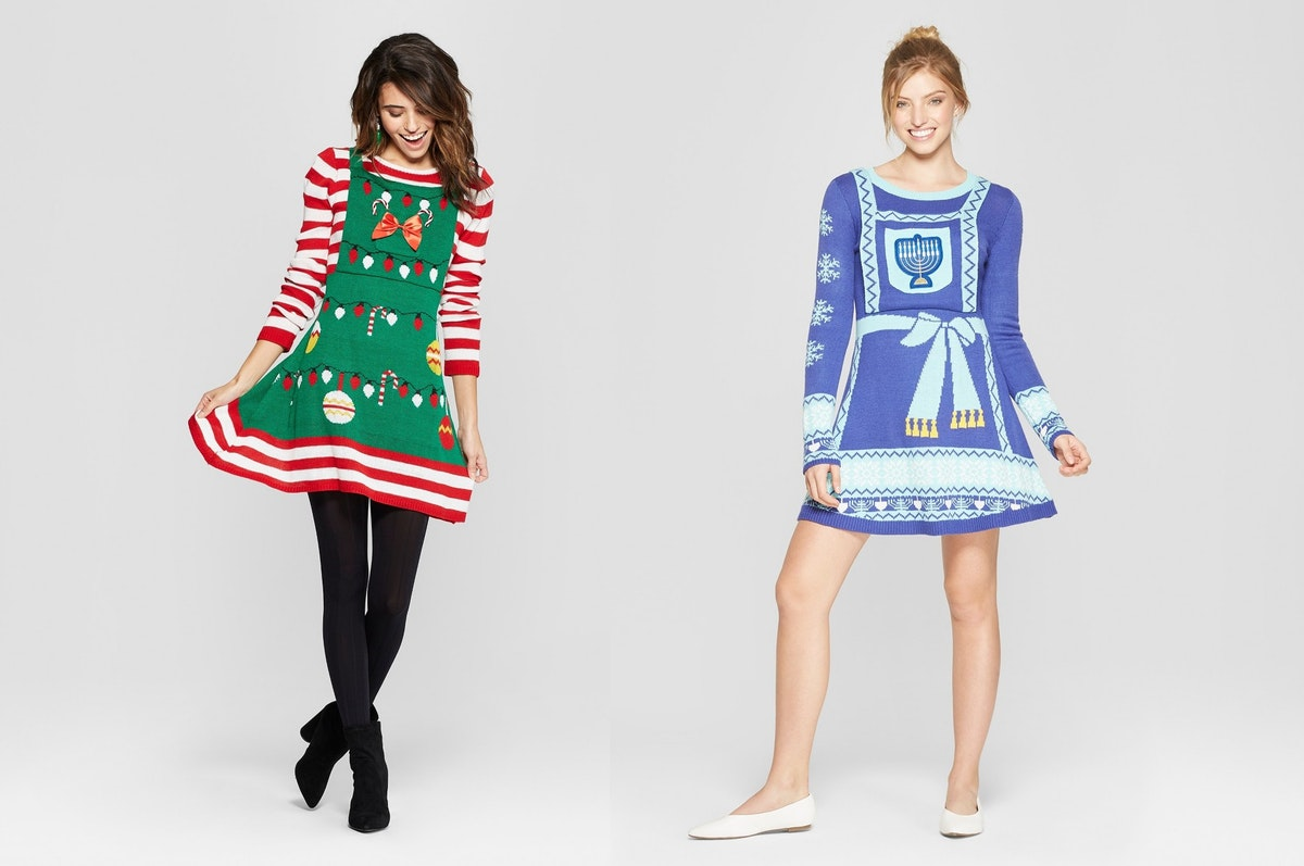Target Made Ugly Holiday Dresses That You Will Actually Want To Wear
