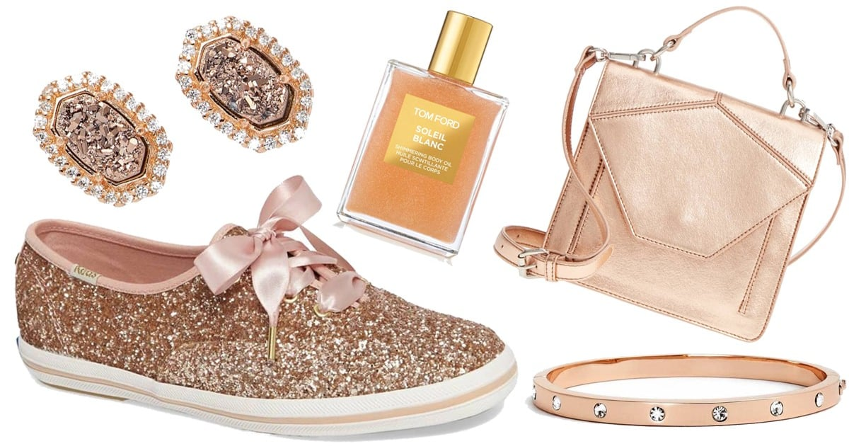 50 Rose Gold Gifts So Dazzling, It Will Be Hard to Give Them Away