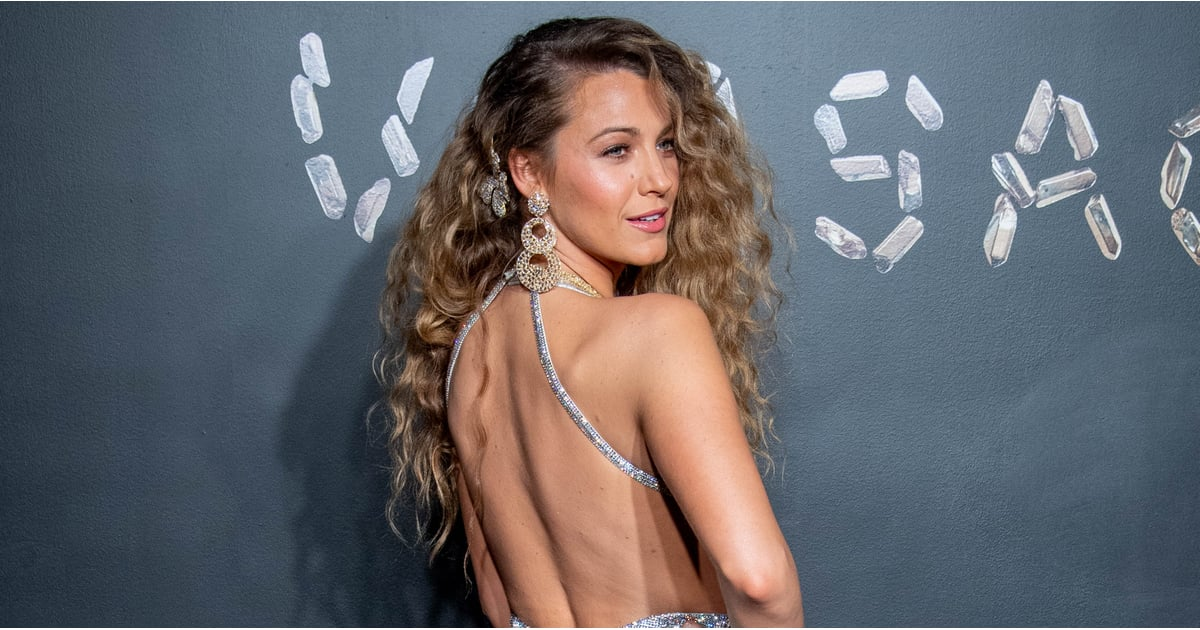 Blake Lively's Incredible Curls Will Make You Want to Ditch Your Flat Iron For Good