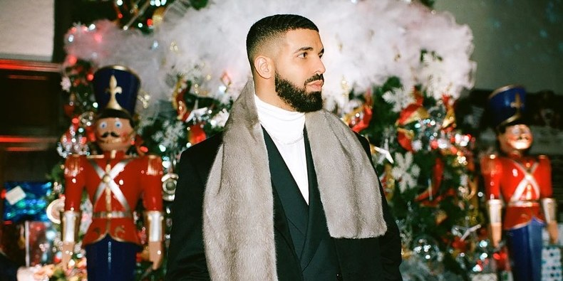 Drake Says His Son Paints Better Than Picasso, Is in Full-On Dad Mode