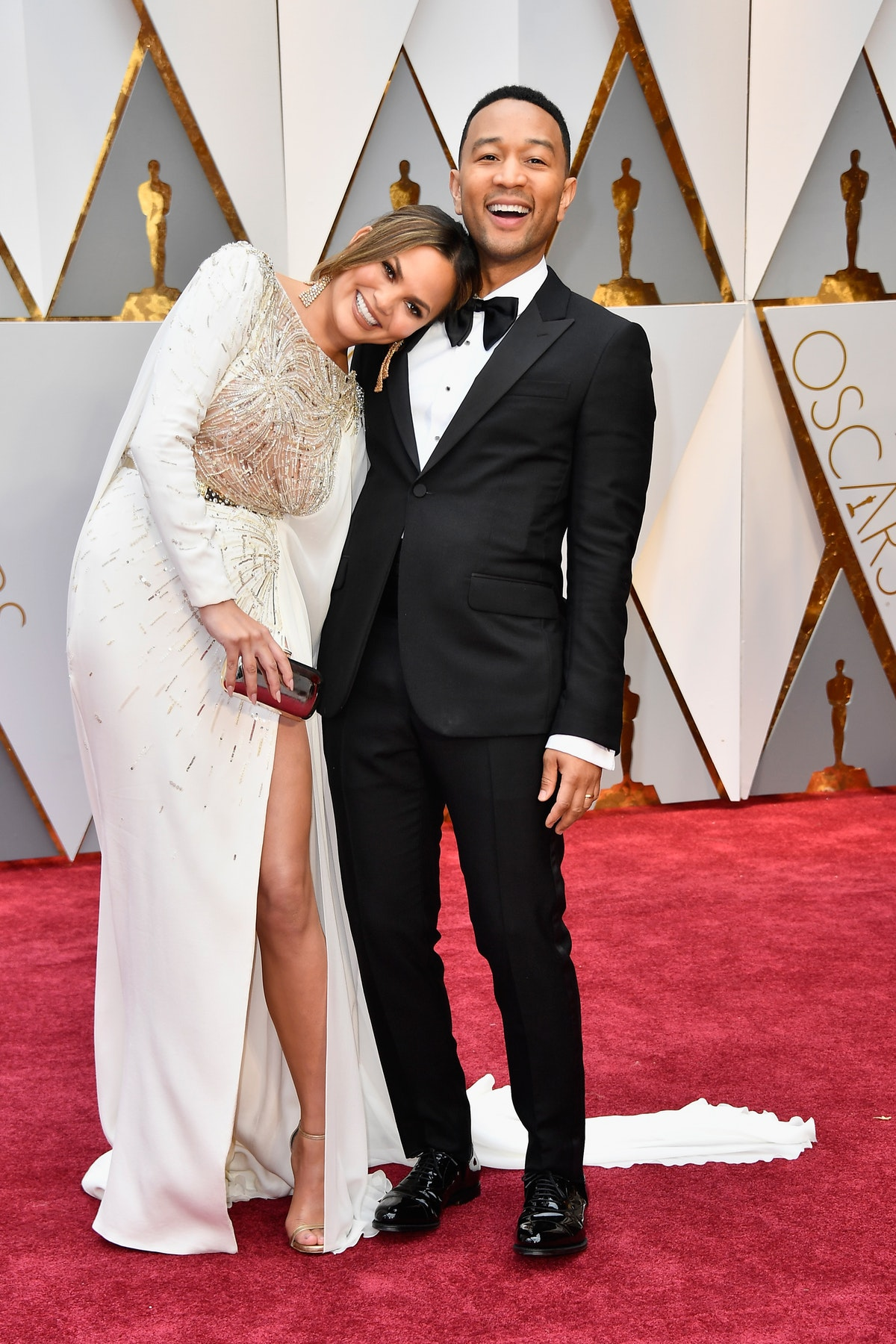 These 7 Times Chrissy Teigen Trolled John Legend In 2018 Made You Love Them More