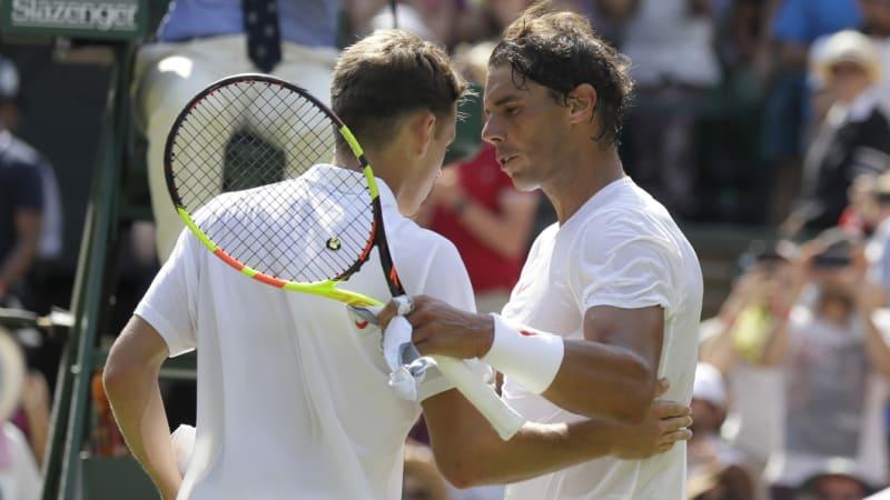 Alex De Minaur ready for Brisbane International drawcard Rafael Nadal
