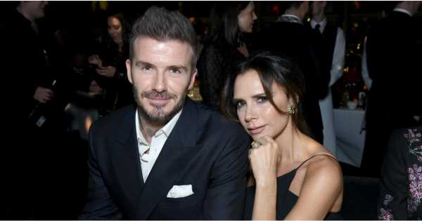 David and Victoria Beckham Spent Their Monday Night on the Red Carpet — How About You?