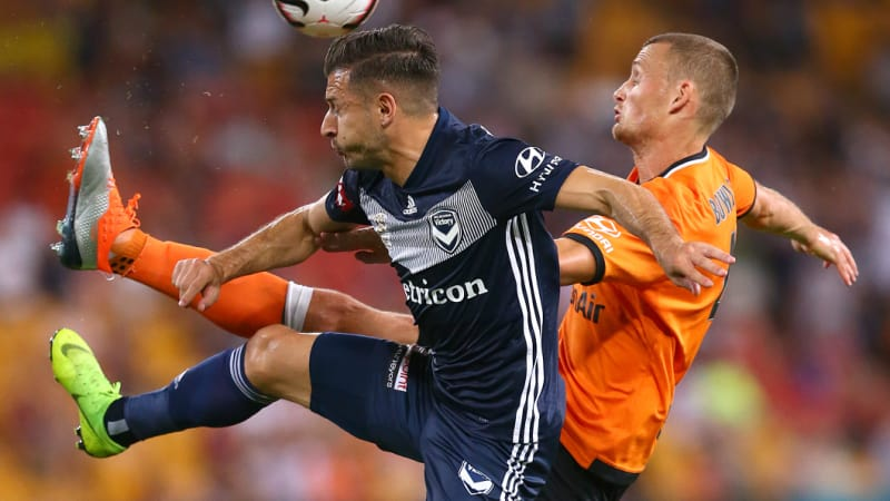 Victory on a roll ahead of Melbourne derby with the joy of six