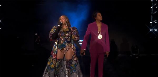 Beyoncé & Jay-Z's Performance At The Global Citizen Festival Will Take Your Breath Away