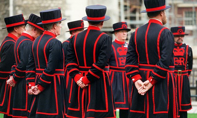 Beefeaters to go on strike and picket the Tower of London