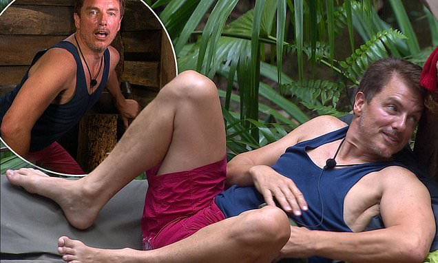 I'm A Celebrity: John Barrowman EXCLUDED from vote with ankle sprain