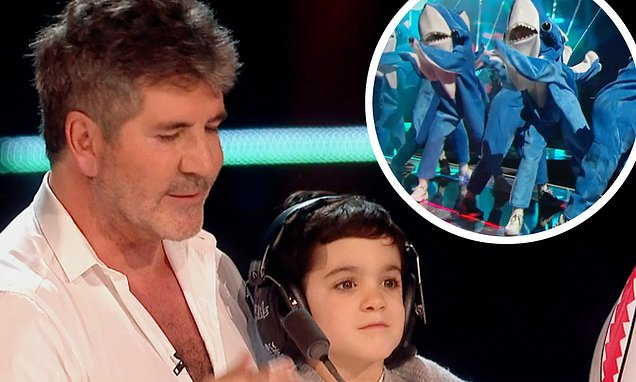 X Factor viewers SPEECHLESS as final opens with Baby Shark performance