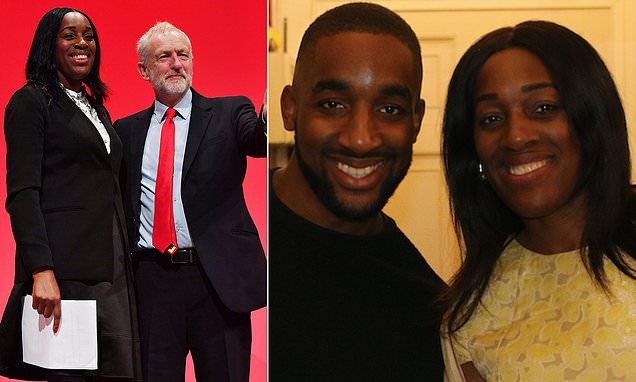 GUY ADAMS on Kate Osamor's son STILL living off the public purse