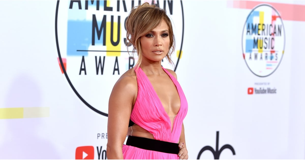 Jennifer Lopez's Sexy Shoe Closet Is Stacked, and She Definitely Has a Type