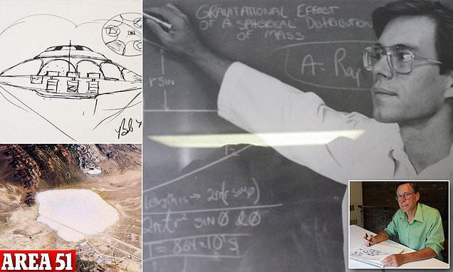 'UFO Messiah' Bob Lazar who made Area 51 famous still 'being watched'