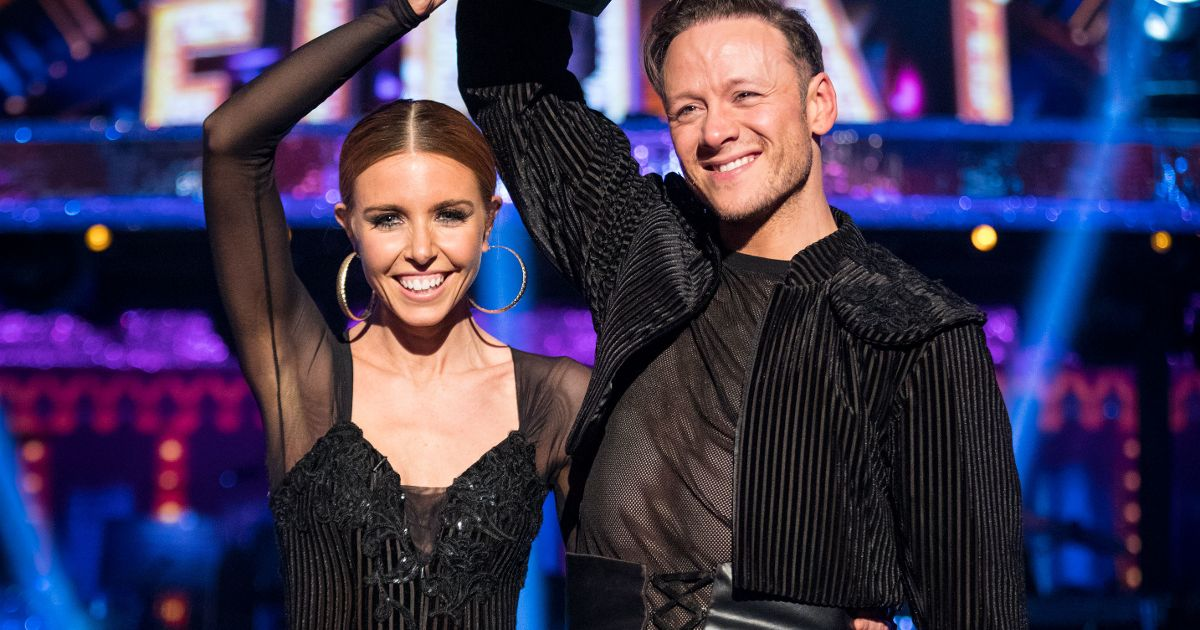 Furious Strictly Come Dancing fans scream 'fix' following Stacey Dooley win