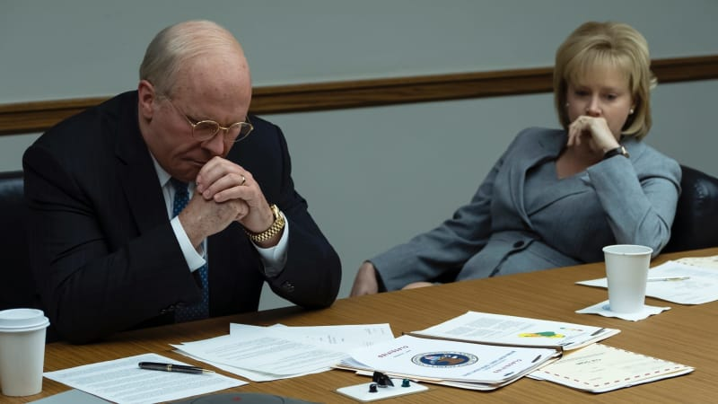 Vice review: A takedown of Cheney but far from a demolition