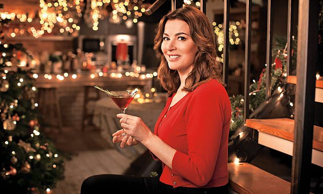 Nigella Lawson 's brilliant countdown to Christmas lunch