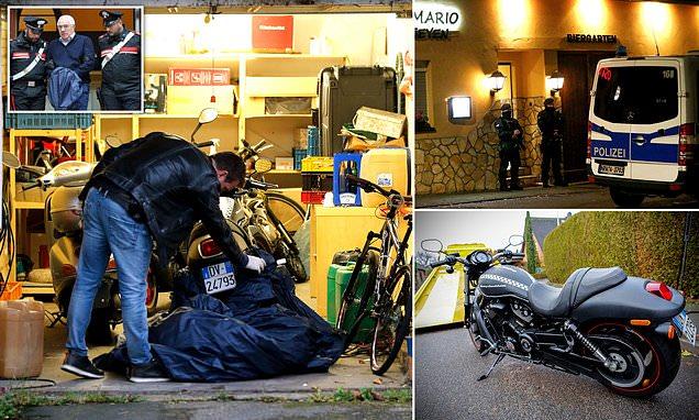 90 suspected 'Ndrangheta mafia mobsters arrested around the world