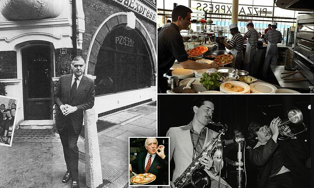 Pizza Express founder Peter Boizot, 89, is dead