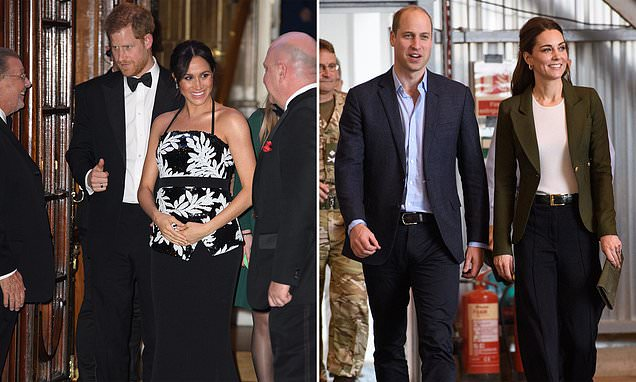 Tension between Harry and Wills is 'real reason behind Windsor move'