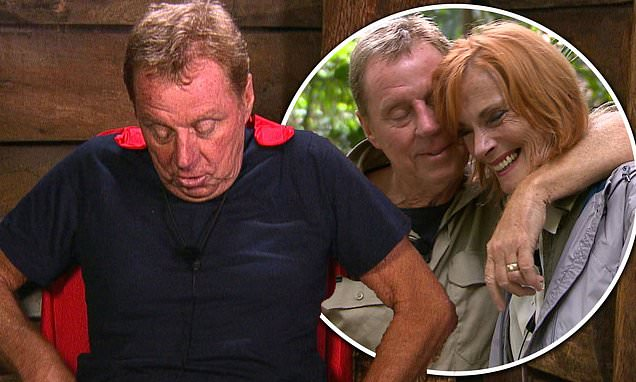 I'm A Celebrity: Harry Redknapp leaves viewers in stitches