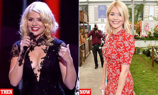 Holly Willoughby's decision to cover up turned into lucrative move