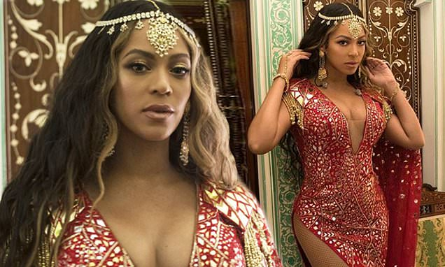 Beyoncé performs at wedding party for daughter of India's richest man