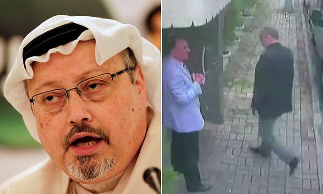 Final words of Jamal Khashoggi are revealed in transcript