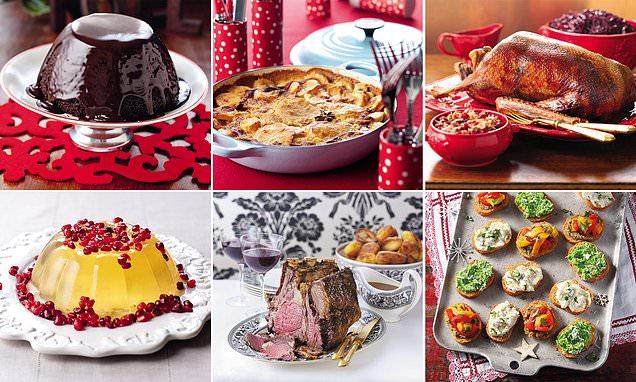 Nigella Lawson has everything for an alternative festive spread
