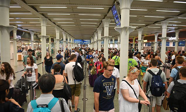 Commuters prepare for travel chaos with launch of new train timetable