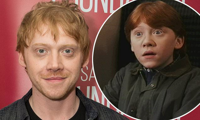 Rupert Grint 'couldn't even guess' how much money is in bank account