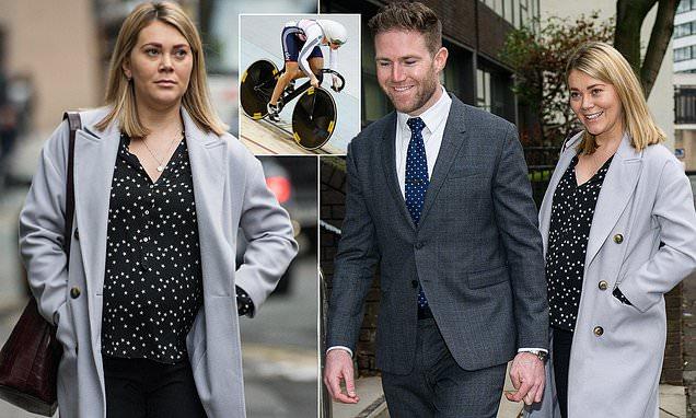 Varnish arrives at landmark employment tribunal with BMX boyfriend