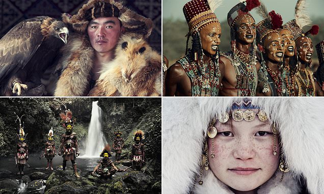 Moving images show indigenous people at risk of extinction