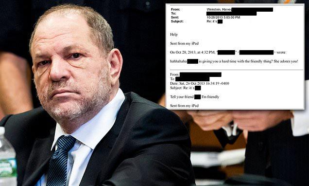 Harvey Weinstein says rape accusers lied to grand jury