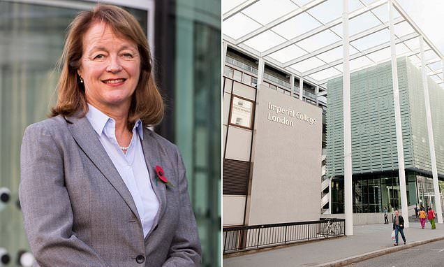 University vice chancellor with £433,000 salary has OTHER paid jobs