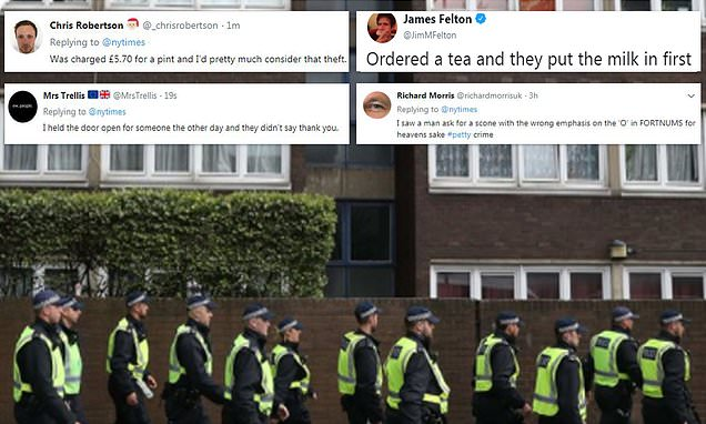NY Times mocked by Londoners after asking for stories of 'petty crime'
