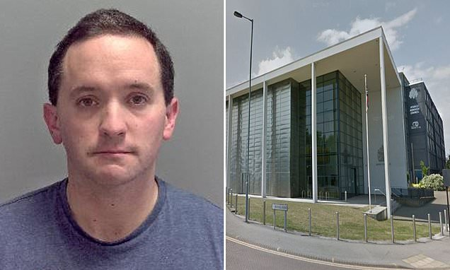 Father-of-two teacher who had sex with girl is jailed for 10 years