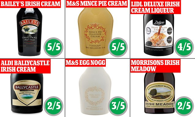 Try the new Irish creams giving Baileys a run for its money