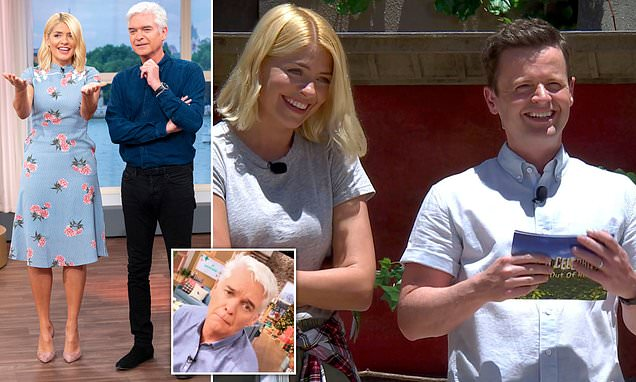 ITV bosses worry about how the This Morning co-host Schofield