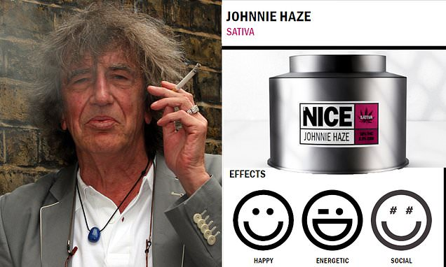 British pump MILLIONS into cannabis products branded Mr Nice