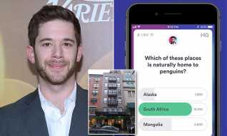 CEO of HQ Trivia Colin Kroll is found dead from 'overdose' at aged 35