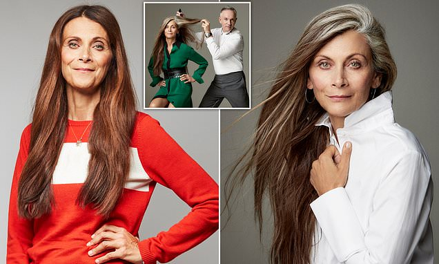 Why EVERY woman should go grey at 60