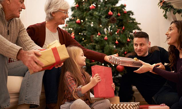 Mumsnet user asked to buy presents for partner's in-laws