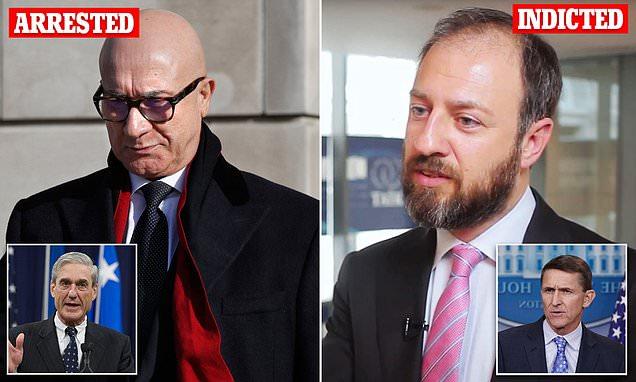 Michael Flynn's business partners arrested over illegal lobbying plot