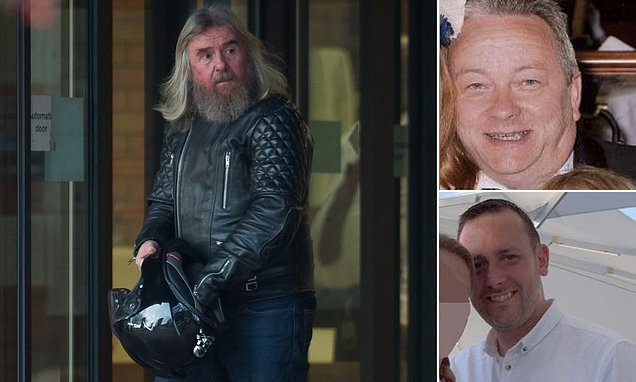 Bitter engineer, 59, sent a dead RABBIT to his ex-employer