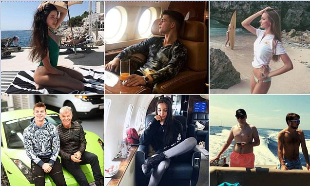 Meet the rich Russians of London and a glimpse at  lavish lifestyle