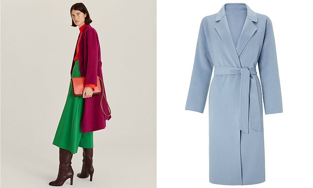 Sold-out John Lewis coat is back in stock and it's almost HALF price