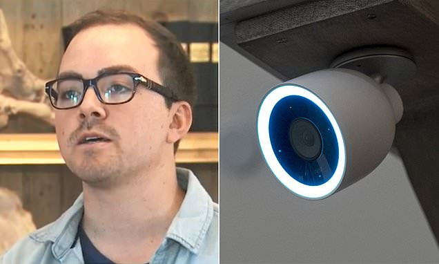 'White hat hacker' talks directly to man through his Nest camera