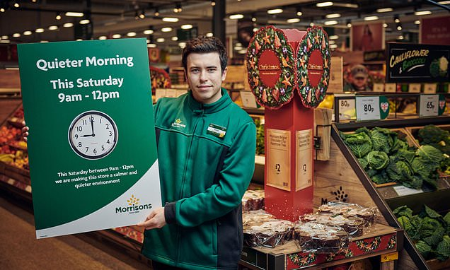 Morrisons to switch off all Christmas music on Saturday