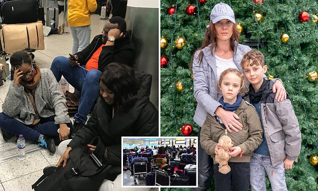 Gatwick chaos involves couple who face cancelling wedding in Morocco